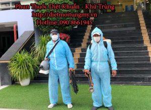 diệt khuẩn tại ninh thuận